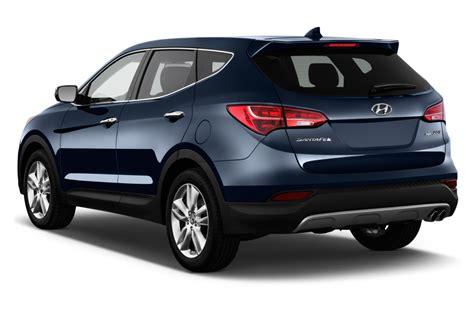 Santa Fe Hyundai 2016 by 2016 Hyundai Santa Fe Sport Reviews And Rating Motor Trend