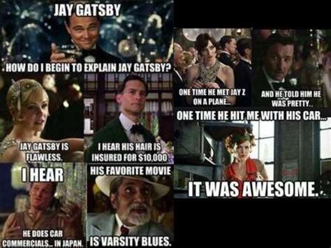 Gatsby Meme - gatsby memes