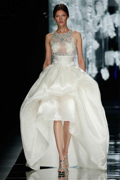 Moderne Hochzeitskleider 2016 by Designer Brautkleider 2016 Haute Couture M 228 Rchen In Wei 223