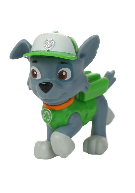 what of is rocky from paw patrol paw patrol light sound vehicle rocky
