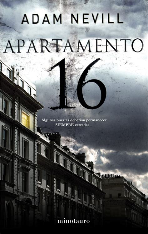libro el misterio de salems rese 241 a apartamento 16 adam nevill el ojo lector