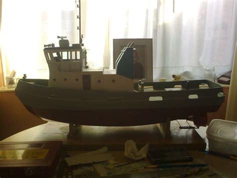 model boats taunton dutch stan tug by damen shipyards holland