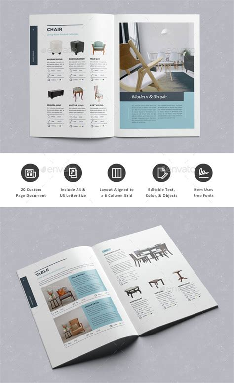 product brochure products catalogue template product brochure