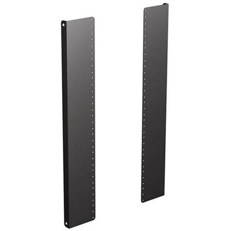 Winsted Racks by Winsted 56165 Tapped Rack Rails 11u 19 2 Quot