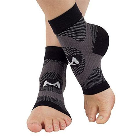 diy compression sock plantar fasciitis sock by winzone 2 socks pack heel ankle treatment best arch support