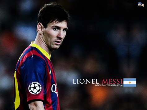 Lionel Messi Football Hd Wide Wallpapers I Footballers Club Players