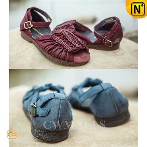 Sandals Leather Handmade - womens handmade leather sandals cw306220
