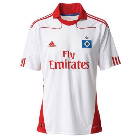 Jersey Hamburg Home 1112 hamburg home jersey 10 11 football kit news new soccer jerseys