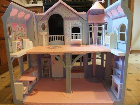 dollhouse 2000s 2000 mattel house with elevator ebay