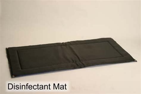Disinfectant Mats by Disinfectant Mats Foot Personnel Tractor Lorry Vehicle