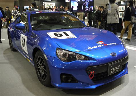 subaru brz racing toyota 86 racing and subaru brz ra racing autoblog 日本版