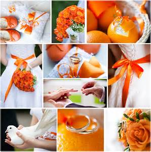 orange wedding colors orange color wedding ideas for 2014 fall wedding