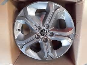 Alloy Wheels For Suzuki Grand Vitara Suzuki Vitara Ly New Shape 17 Quot Alloy Wheel X1 Size