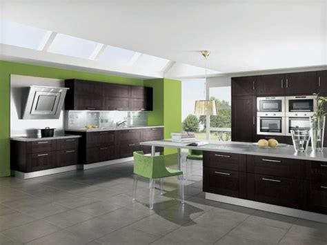 bloombety  green kitchen decorating ideas  kitchen