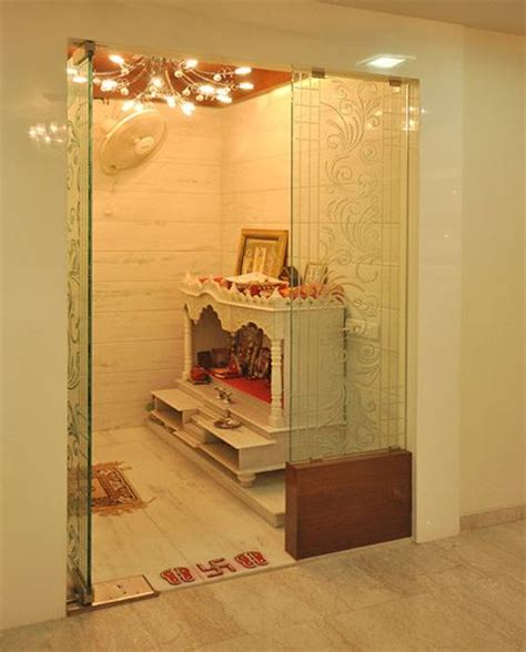 Indian Traditional Home Decor by Pooja Room Designs In Hall Pooja Room Home Temple