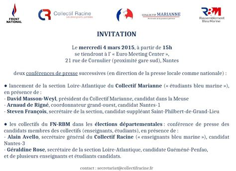 Exemple De Lettre D Invitation A Un Seminaire Ppt Lettre D Invitation A Un Evenement
