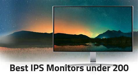 best ips monitors 200 top reviews of 2019