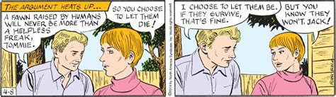 Wedding Crashers Nature Vs Nurture by Metapost Lovely Cotw The Comics Curmudgeon