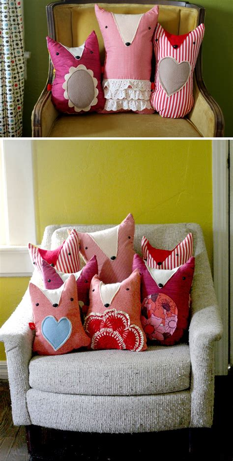 Bantal Fox 1000 ideas about fox pillow on fox quilt