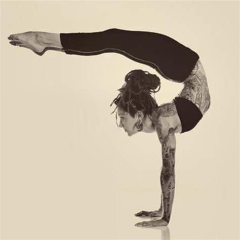 tattoo yoga girl yogi love yoga pinterest tattooed girls awesome