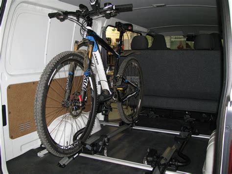 Inside Bike Rack by Roof Racks Poleposition