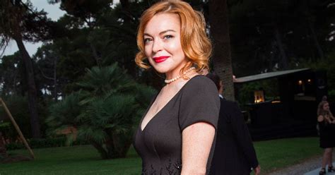 Lindsay Was Out Of by Lindsay Lohan Takes A Page Out Of Goop S Book And Launches