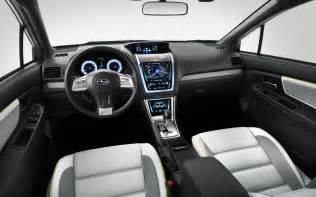 Subaru Crosstrek Interior New Subaru Houston 2014 2015 Forester Xv Crosstrek 2016