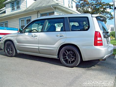 subaru forester modified 2003 subaru forester xt related infomation specifications