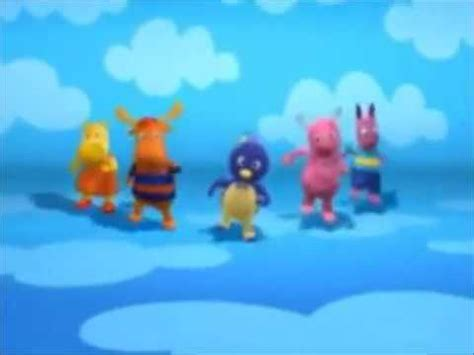 Backyardigans Intro Backyardigans Intro En Espa 241 Ol Al Reves