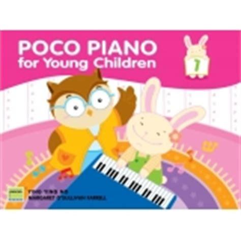 Poco Piano Lesson For Children musicnuts bookstore