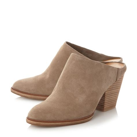 Steve Madden Mules For by Steve Madden Miilo Western Mules In Lyst