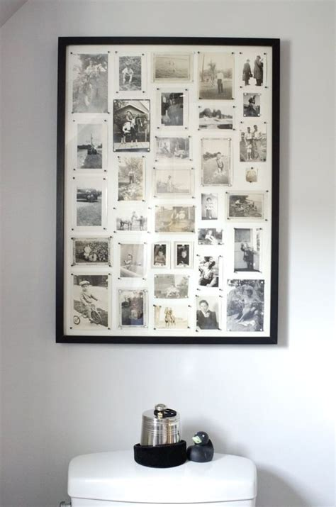 how to display family photos beautifully striking unique ways to display family