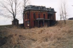 at home in ohio mudhouse mansions house abandoned home