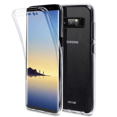 Galaxy S8 360 Shell Softcase Hardcase Casing best galaxy note 8 cases tech advisor
