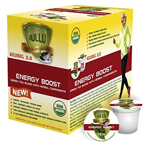 Detox Coffee K Cup by Seller Profile Sollo Foods Inc