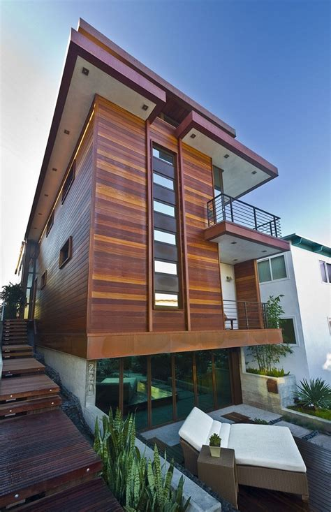 modern wooden house design minimalist wooden house design elegance by designs