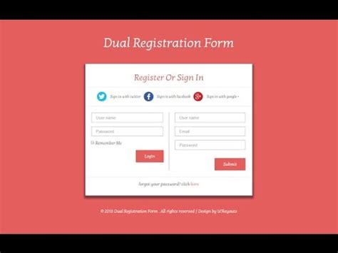 how to create a login validation website using php and