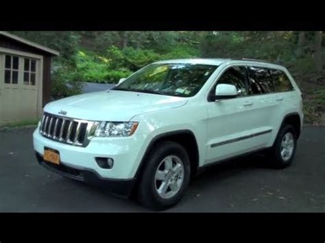 Jeep Grand Rental 2011 Jeep Grand Laredo Start Up Exhaust And In