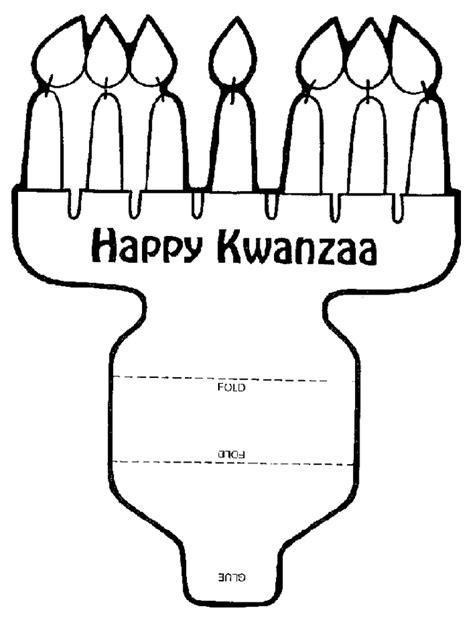 printable kwanzaa template images of kwanzaa cliparts co