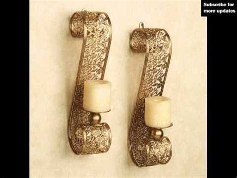 Modern Candle Wall Sconces by Modern Candle Wall Sconces Candle Holders