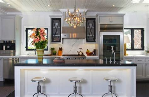 Jeff Lewis Design Kitchen | pin by kellie la zarr on kitchen of my dreams pinterest