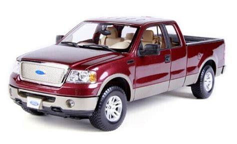 diecast ford trucks wine 1 18 maisto die cast ford f150 truck model