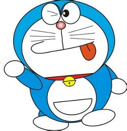 Doraemon Lidah 6 gambar doraemon lucu bikin gemes gambar animasi gif