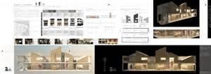 Interior Architecture Presentation Interior Architecture Design Shophouse Conversion In