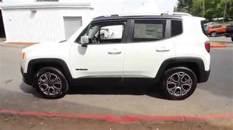 white jeep renegade 2015 jeep renegade limited alpine white fpb61451