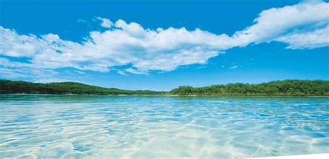 best beaches in world best beaches in the world fraser island australia news