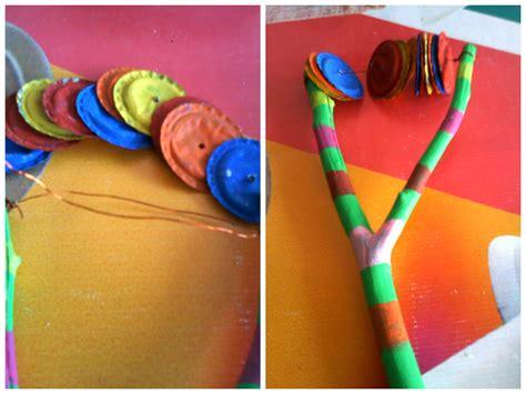 proyecto de instrumentos musicales con material reciclado en primaria instrumentos musicales hecho con material reciclable
