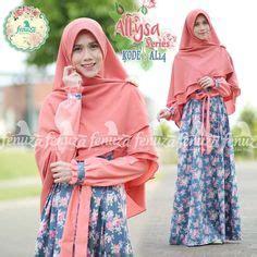 Gamis Kiara Syari fenuza muslim wear outer fanta baju gamis wanita busana muslim untukmu yg cantik syari dan
