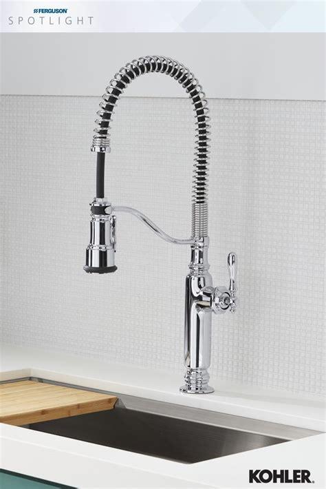 Kitchen Faucet Plumbing by Best 25 Kohler Faucet Ideas On Kohler Vanity