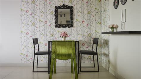 wallpaper design wilcon would you rent this pretty in pink studio unit rl